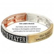 Lord's Prayer Bracelet