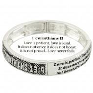1 Corinthians 13 Bracelet