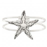 Starfish Bangle