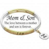 Mom & Son Bracelet