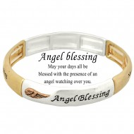 Angel Blessing Bracelet
