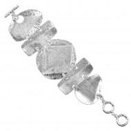 Metal Chunky  Bracelet