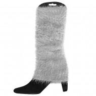Fuzzy Winter Leg Warmer