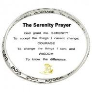 The Serenity Prayer Bangle