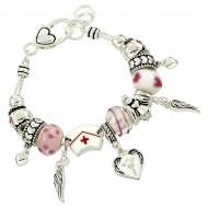Nurse Theme Bracelet