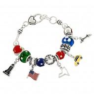 NYC Theme Bracelet