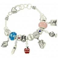 Teacher Theme Bracelet