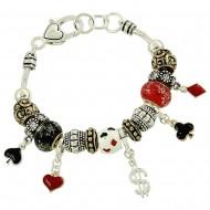 Casino Theme Bracelet