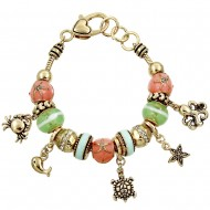 Sea Life Theme Bracelet