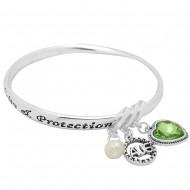AUG Birthstone Bracelet