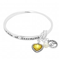 NOV Birthstone Bracelet