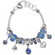 DEC Birthstone Bracelet