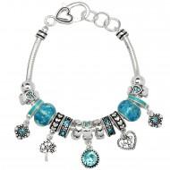 MAR Birthstone Bracelet