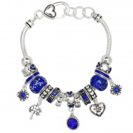 SEP Birthstone Bracelet