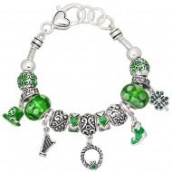 St. Patrick's Day Bracelet