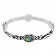 Abalone Elastic Bracelet
