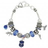 Police Theme Bracelet
