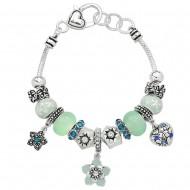 Flower Theme Bracelet