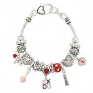 XOXO Theme Bracelet