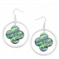 Abalone Shell Earring