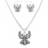 Angel Necklace Set