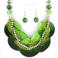 Shell Necklace Set