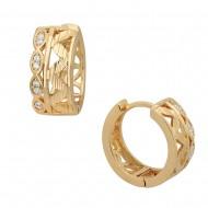 Cubic Zirconia Earring