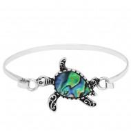 Abalone Turtle Bracelet