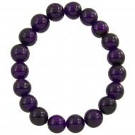 Purple Agate Bracelet