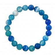 Blue Agate Bracelet
