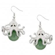 Octopus Earring
