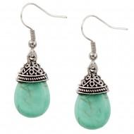 Turquoise Stone Earring