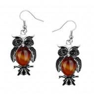 Owl Earring
