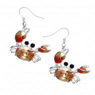 Crab Earring