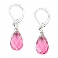 Glass Crystal Earring