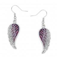 Angel Wing Earring