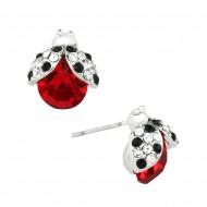 Ladybug Earring
