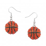 Basketball Earring