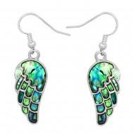 Angel Wing Abalone Earring
