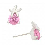 Starfish CZ Earring