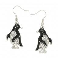 Penguin Earring