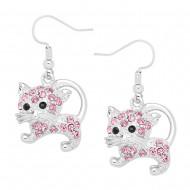 Cat Earring