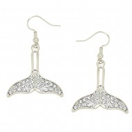 Whale's Tail Earring