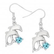 Dolphin Earring