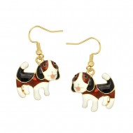 Dog Earring