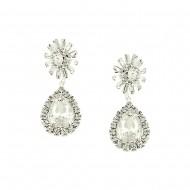 Rhinestone Crystal Earring