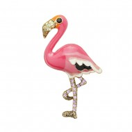 Flamingo Pin