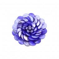 Blue Shell Pin