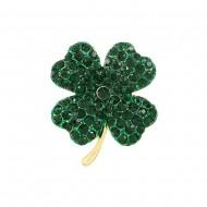 4 Leaf Clover Pin