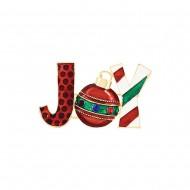 Christmas Joy Pin